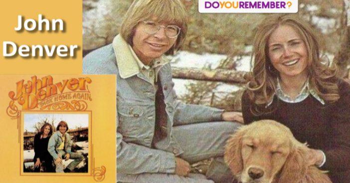 """John Denver's """"Back Home Again"""""""