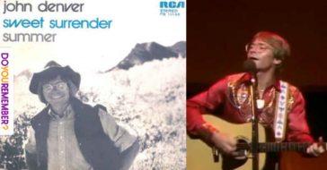 """John Denver's """"Sweet Surrender"""""""