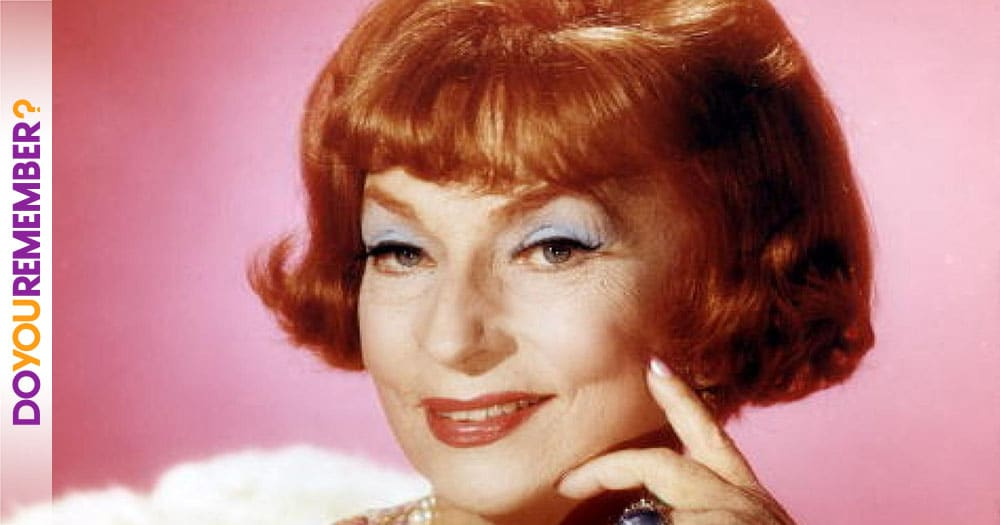 Agnes Moorehead: The Woman, The Myth –  Everybody's Favorite Witch!