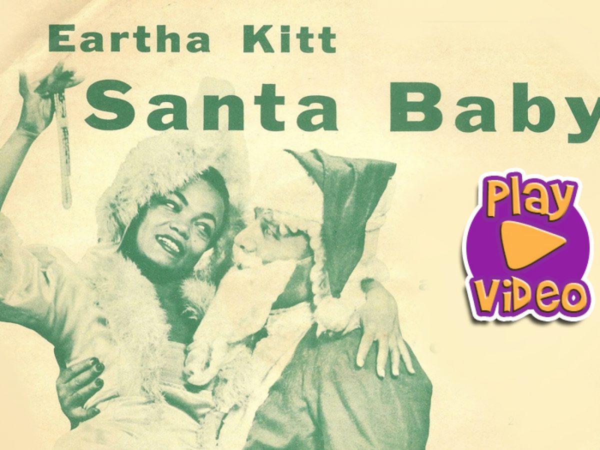"Eartha Kitt: ""Santa Baby"" | DoYouRemember?"