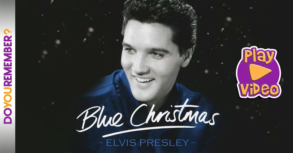 elvis blue christmas do you remember - Porky Pig Sings Blue Christmas