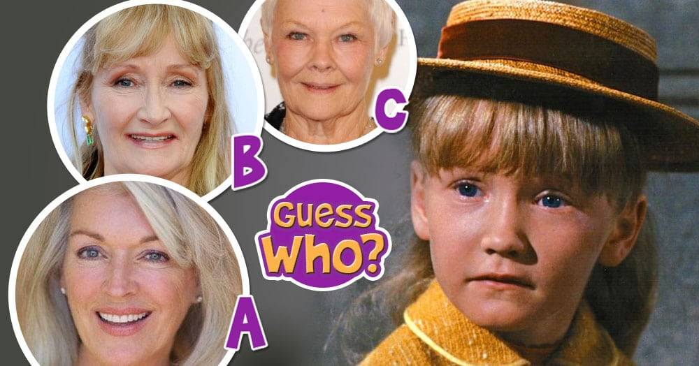 Guess Who is the Older Jane Banks from the Mary Poppins Film?