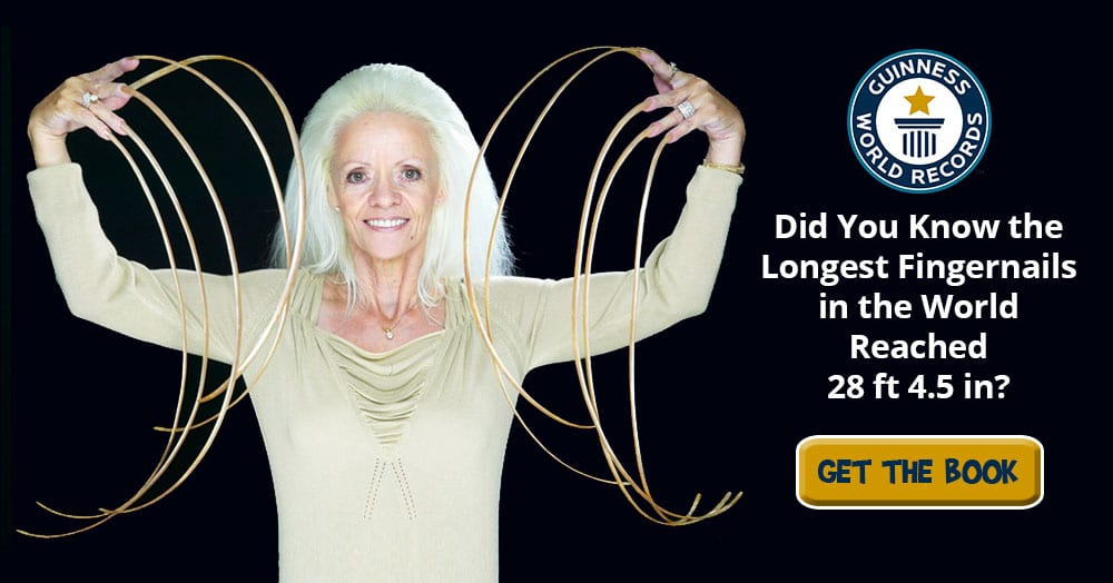 Guinness World Records- Longest Nails | Do You Remember?