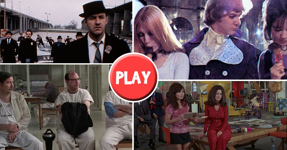 Can You Find What's Wrong With These Classic '70s Movie Scenes?