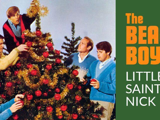 Beach Boys Christmas.The Beach Boys Little Saint Nick Doyouremember