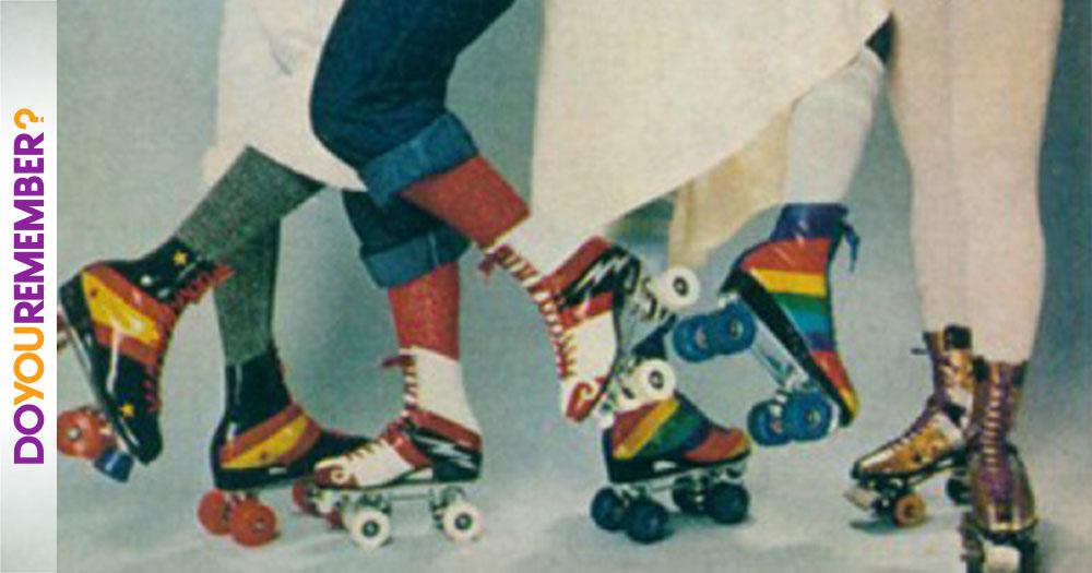 Roller Skate Sneakers >> The 70's Rise of Roller Skates | DoYouRemember?
