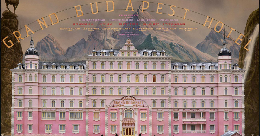 Wes Anderson: Inspired By All Your Favorite Film And Art Greats
