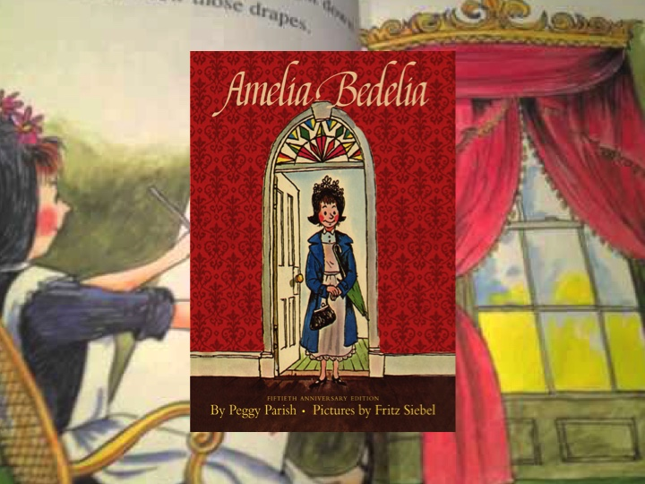 Amelia Bedelia – Our Favorite Housekeeper Of All Time