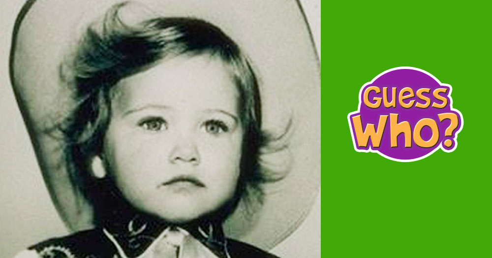 Which Classic Family Show Did This Towheaded Babe Star In?