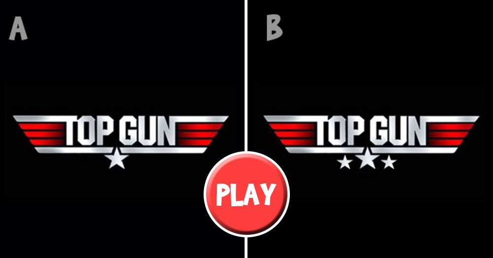 Which Is The Correct Movie Logo?