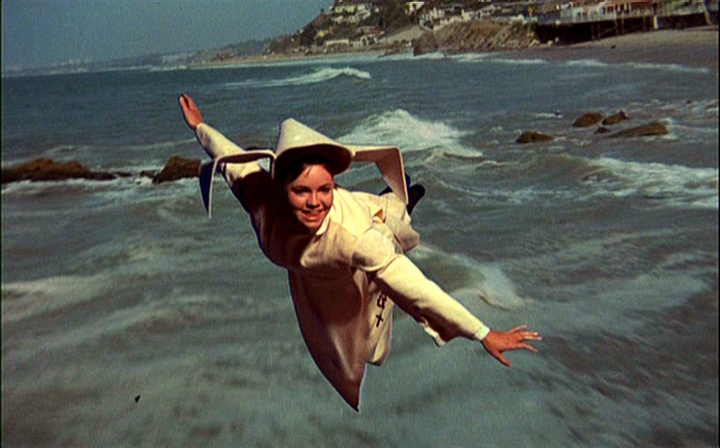 Sally Field Takes Off As Quot The Flying Nun Quot Doyouremember
