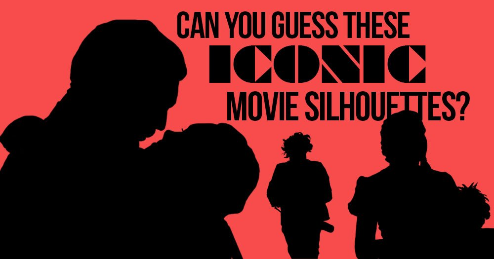 Can You Guess These Iconic Movie Silhouettes?