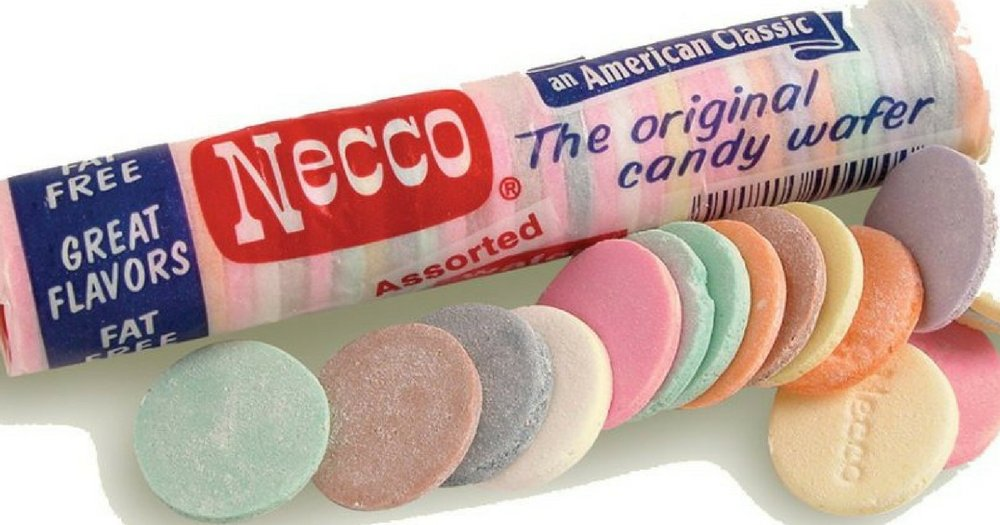 NECCO Wafers: An American Candy Classic