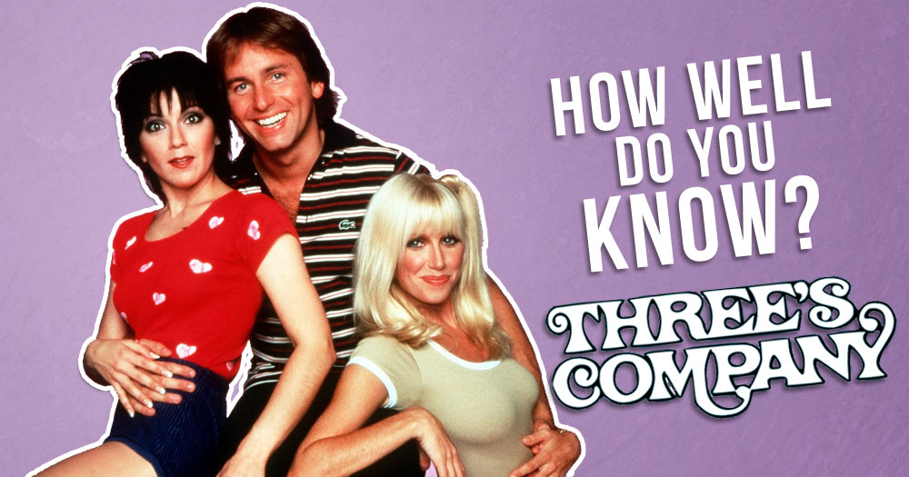 How Well Do You Know Three's Company