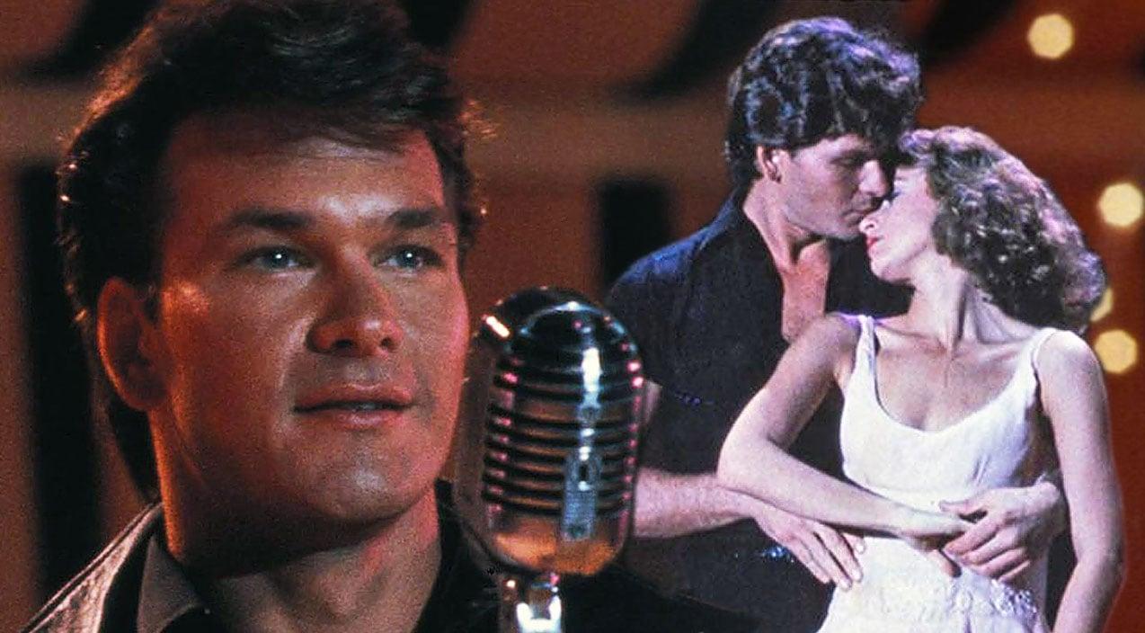 "Top Pop 1987: Patrick Swayze ""She's Like The Wind ..."