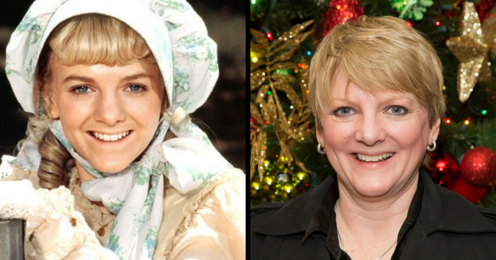 The Cast Of Little House On The Prairie Then And Now