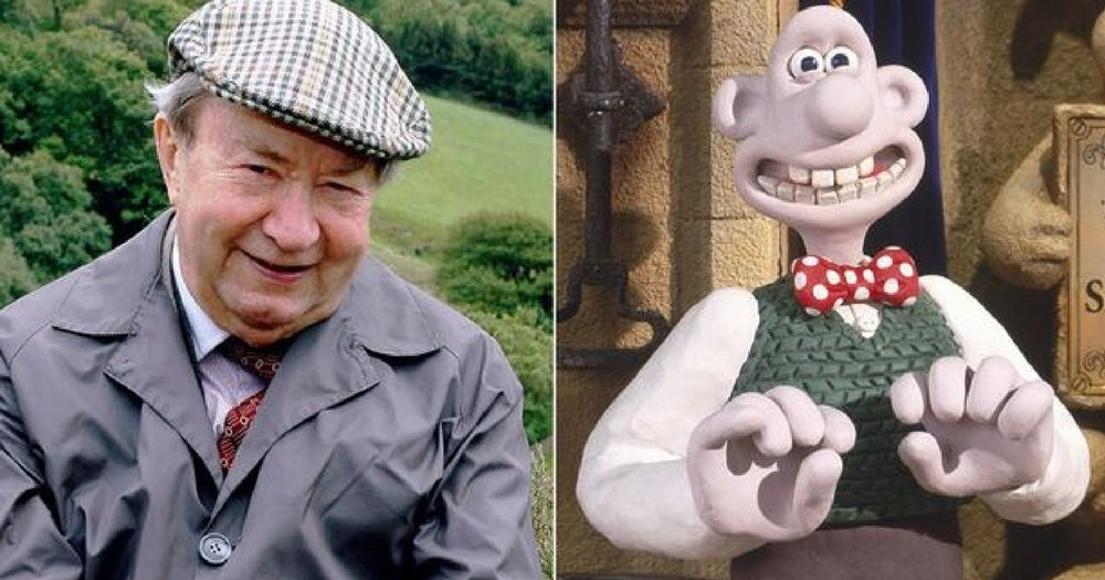 Peter Sallis, The Voice of Wallace From 'Wallace And Gromit' Has Died At Age 96