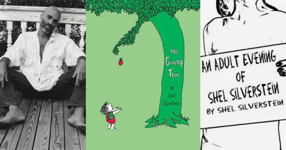 Shel Silverstein Cartoons: Shel Silverstein's Adults-Only Children's Book