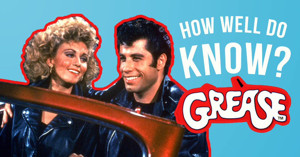 How Well Do You Know Grease?