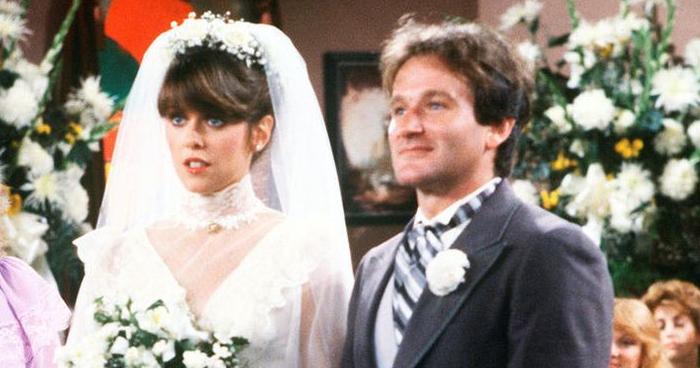 Tv Wedding 3 Silver Spoons Dynasty Mork Mindy