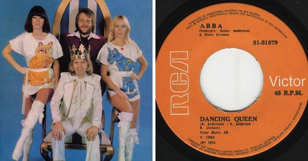 ABBA's Number One Hit, 'Dancing Queen'