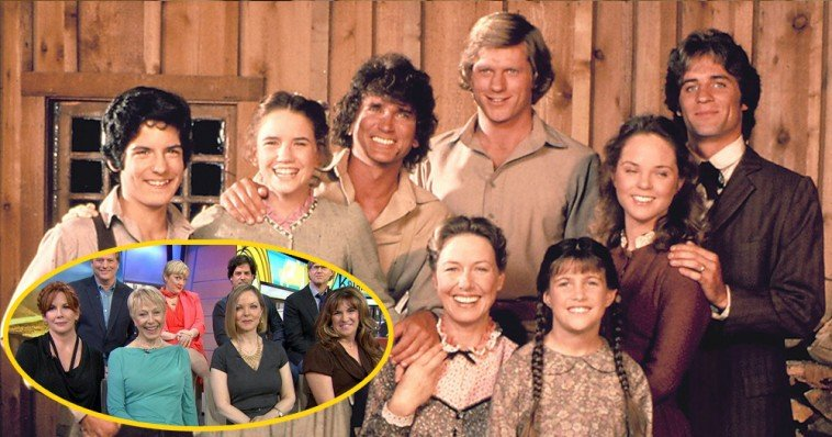 the cast of little house on the prairie then and now do you