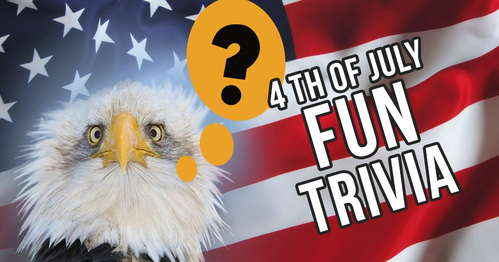 How Many Answers Can You Get Correct From This 4th of July Fun Trivia Quiz?