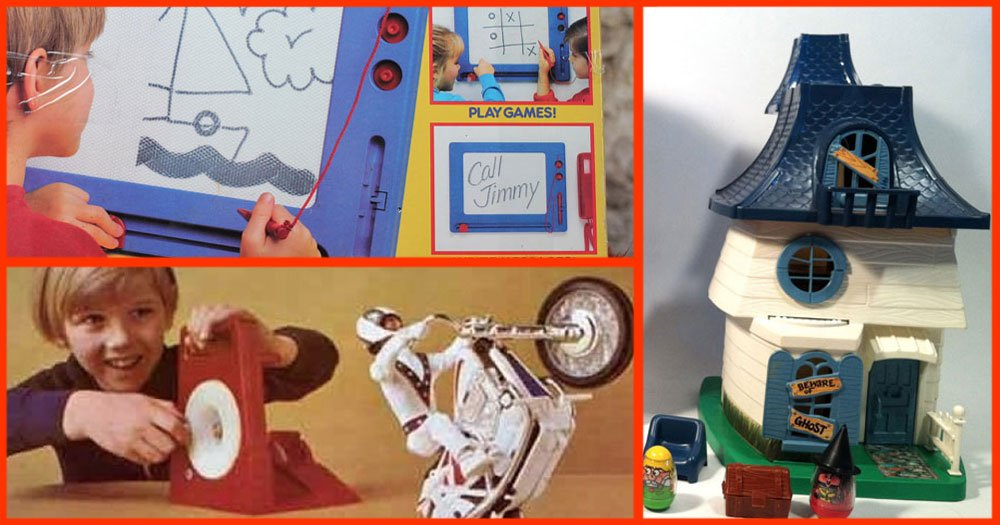 Can You Name These '70s Toys?