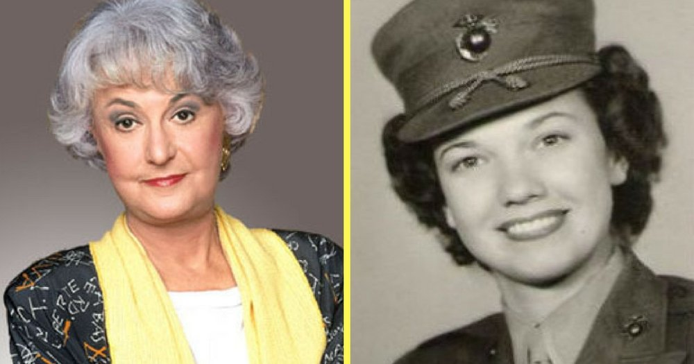 Golden girl bea arthur was a truck driving marine do you for Why did bea arthur leave golden girls