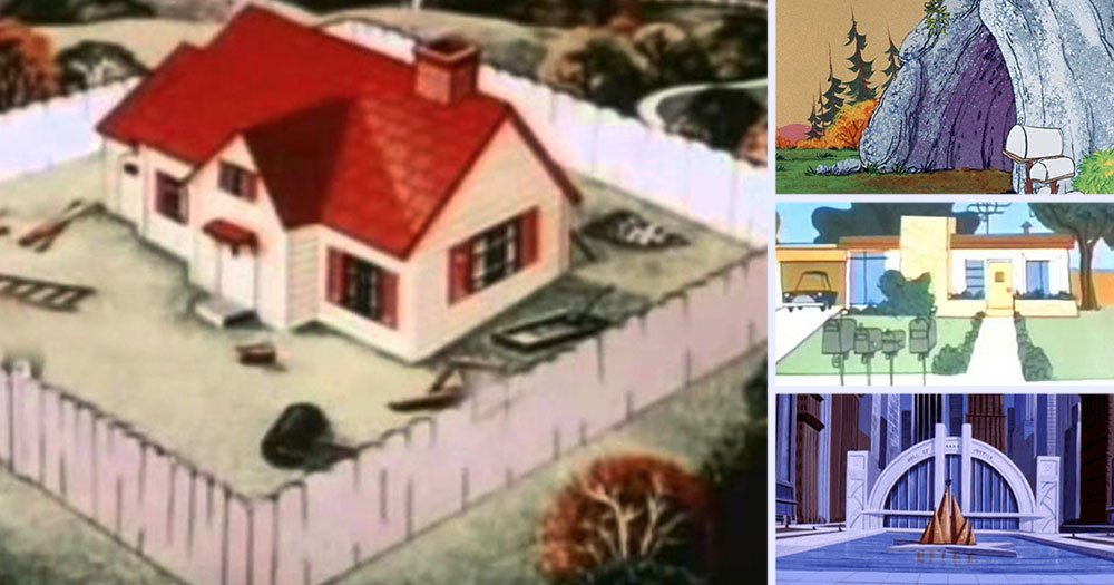 Can You Match the House to the Correct '70s Cartoon?