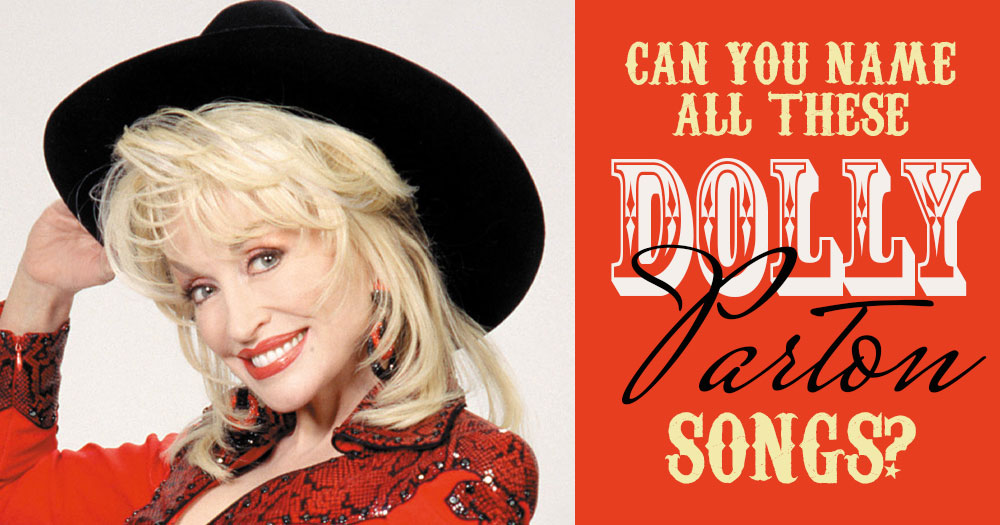 Guess the Dolly Parton Song?