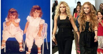 The Olsen Twins now look completely different