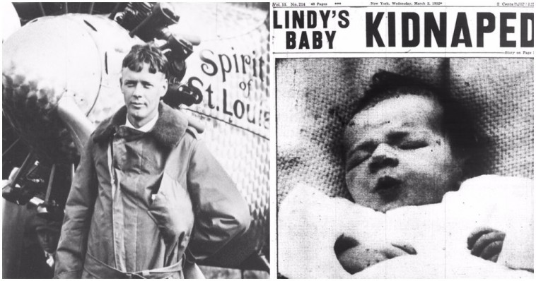 how was the lindbergh baby found?