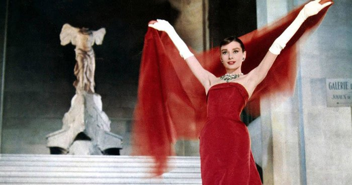 Can You Name All 10 Audrey Hepburn Movies?