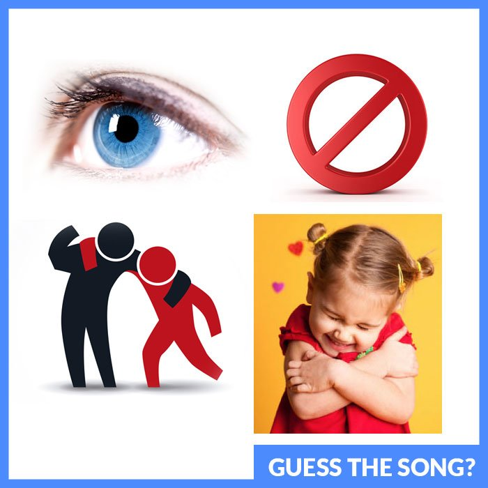 Use the Images to Reveal the Name of the 1960's Song