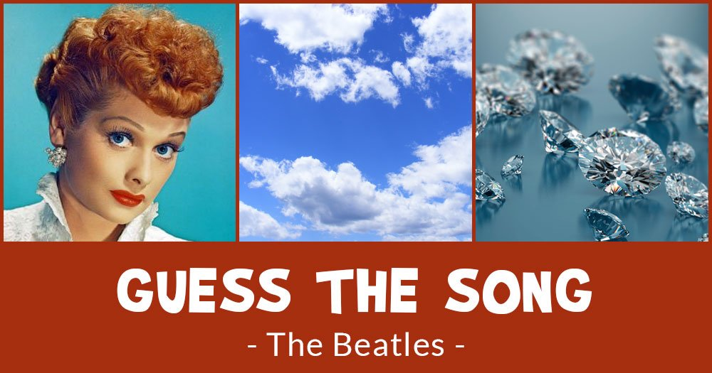 Can You Identify All 10 Beatles Songs by Using these Visual Clues?