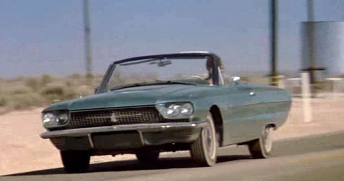 Can You Match the Car to the Movie?