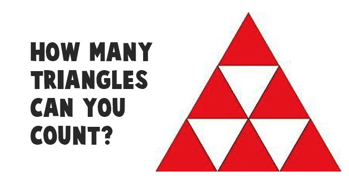 How Many Triangles Can You Count?