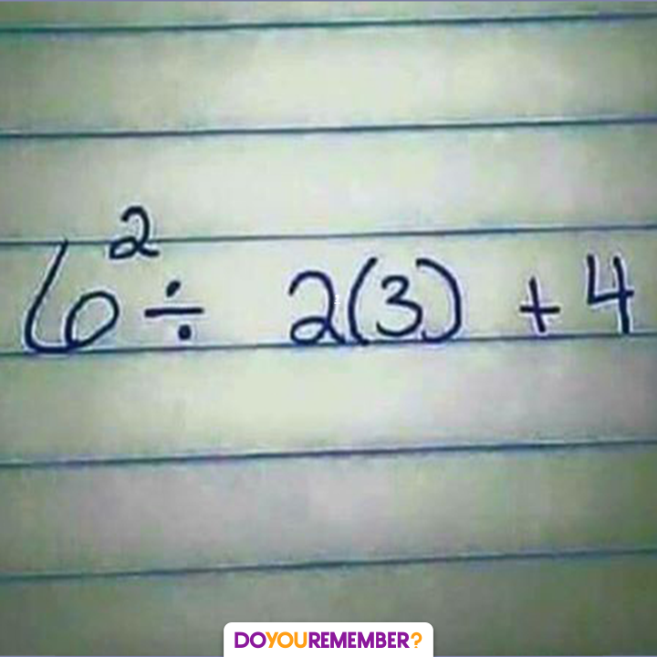 Did You Get It Right?