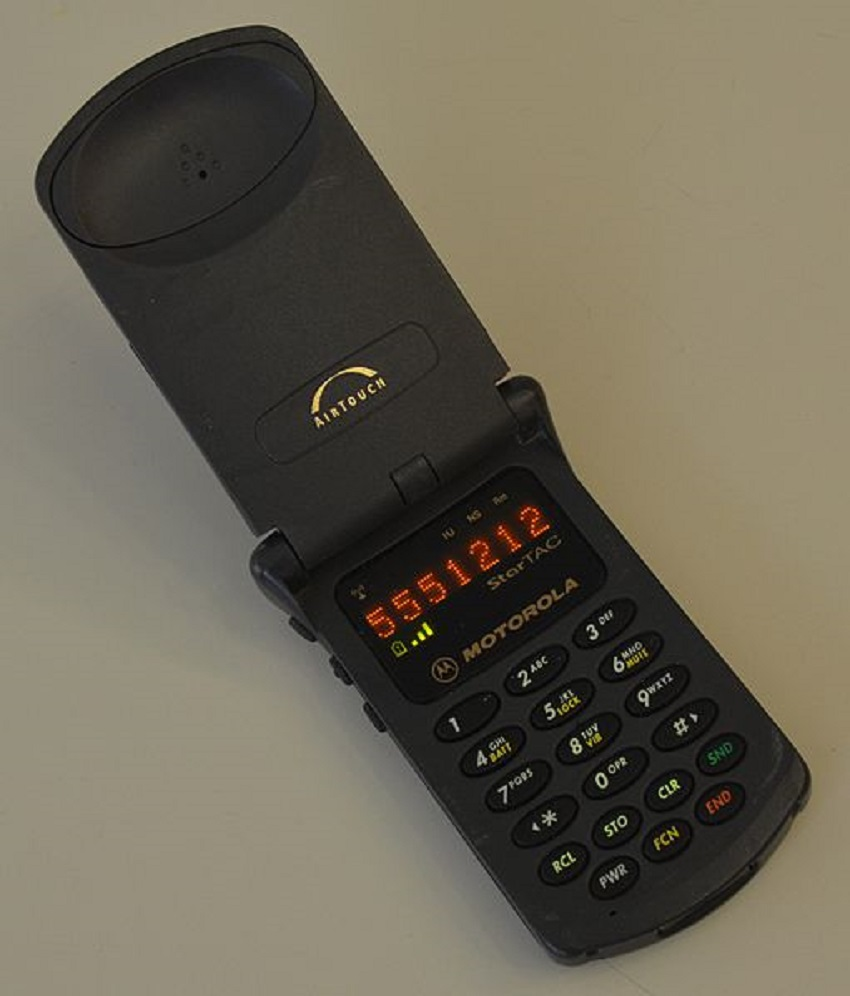 old cell phone collectible