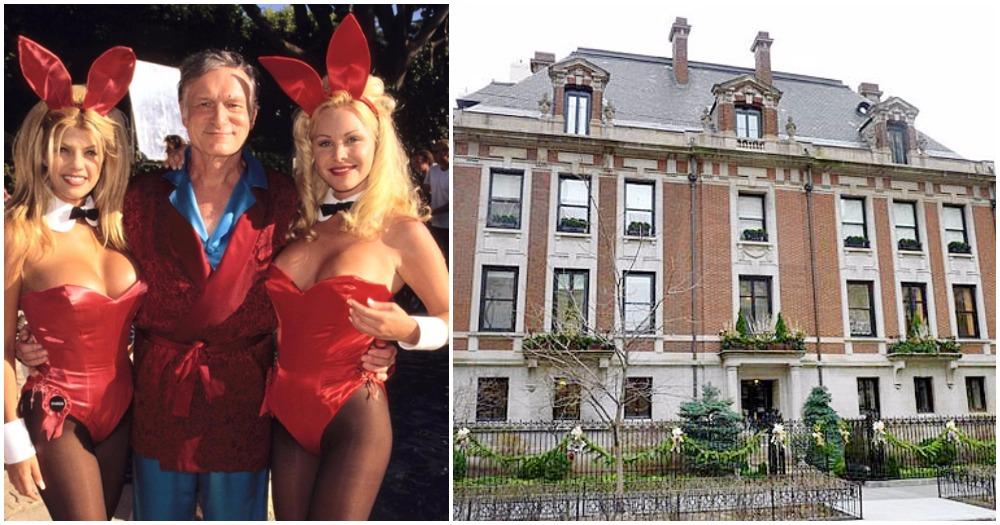 15 Stimulating Facts About Hugh Hefner's Playboy Mansion