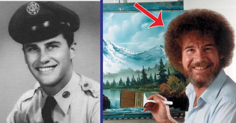 11 weird but true facts about famed artist bob ross do you remember voltagebd Gallery