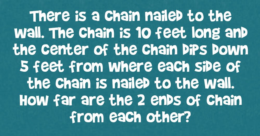 What's The Length Of The Chain?