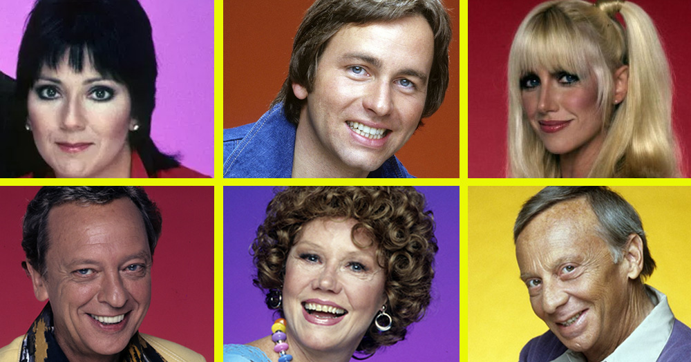 Which Three's Company Character Are You?
