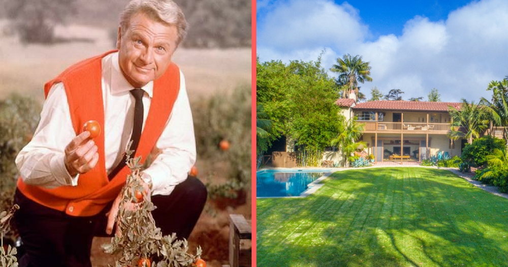 'Green Acres' And 'Roman Holiday' Actor, Eddie Albert's Home Is Now For Sale!
