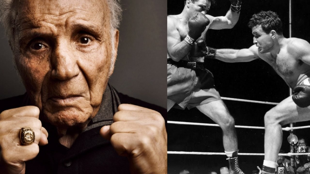 Jake LaMotta 'Raging Bull' Boxer Died At 95     He Fought