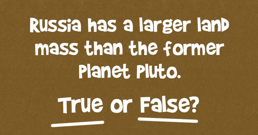 Random Trivia Part 2