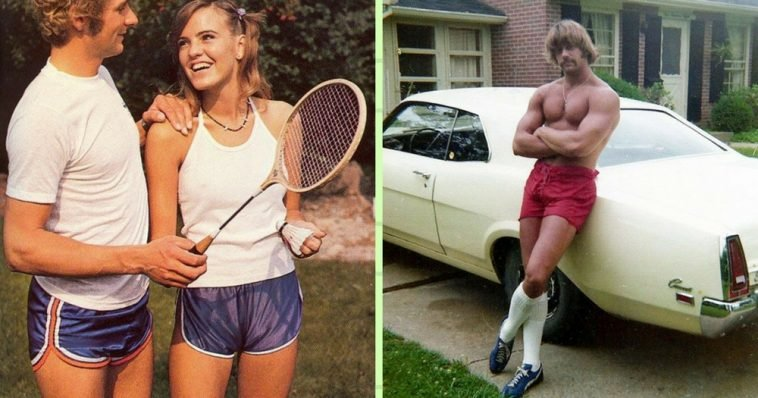 Awkward Photos Of Men In Shorts From The 1970s