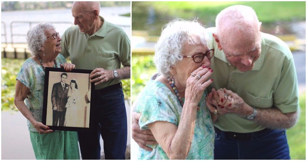 These Grandparents Had A Romantic Photo Shoot, And The Results Will Melt Your Heart