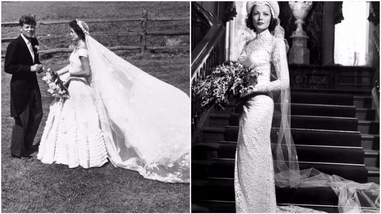 20 Of The Most Famous And Iconic Wedding Dresses Of All Time | Do ...